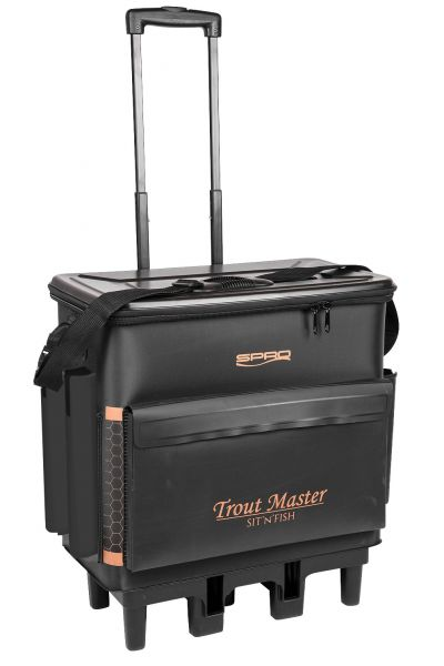 Spro Trout Master Sit `n` Fish Caddy