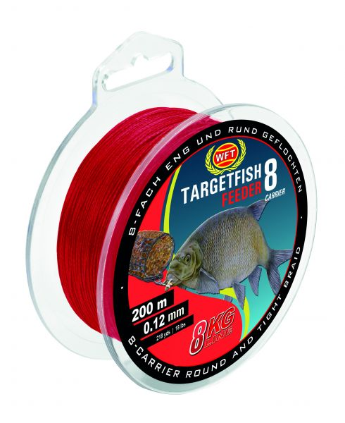 "WFT Targetfish 8 ""Feeder"""