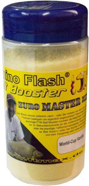 "FTM Amino Flash Euro Master Mix Bait Booster ""World Cup Vanille"""