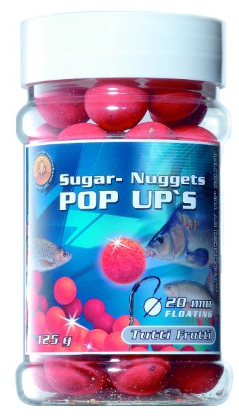 Jenzi Gold Sugar Nuggets Premium Pop Up`s