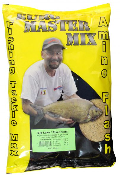 "Amino Flash Euro Master Mix ""Big Lake Fishmehl/Große Fische"""