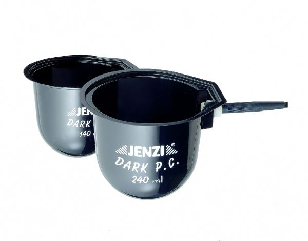 Jenzi Pole Cup Anfütterungs Becher Set