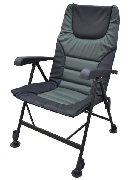 Jenzi Ground Contact Deluxe Chair with Armrest