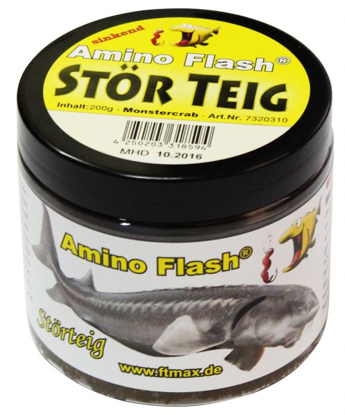 "FTM Amino Flash Störteig ""Monstercrab"" sinkend"