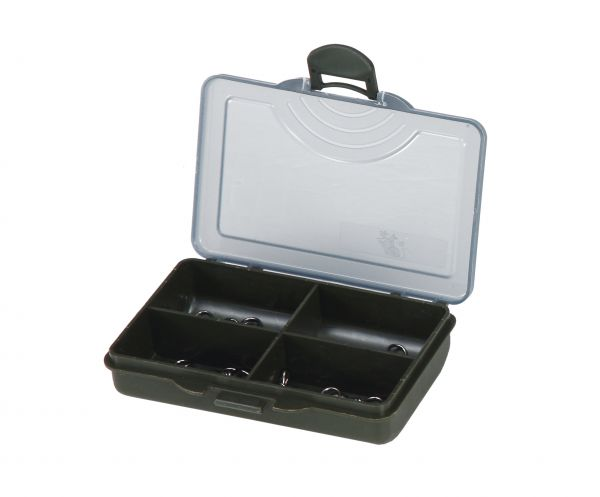 Pelzer Carp Tackle Box 4 Compartments