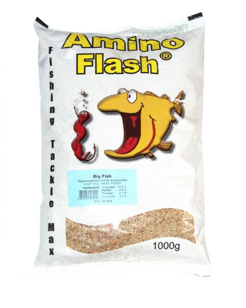 "FTM Amino Flash ""Big Fish"" Fertigfutter"