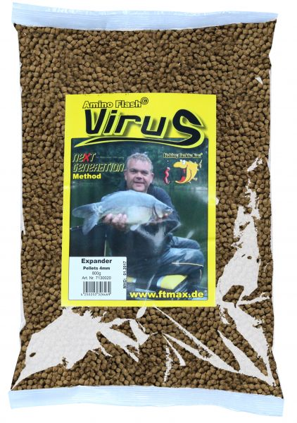"FTM Amino Flash Virus Next Generation Method ""Expander Pellets"""