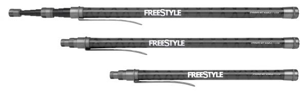 Spro Freestyle XTender Net Handle