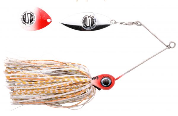 Spro IRIS Ambush Junior Spinnerbait - Redhead Tiger