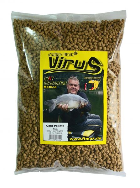 "FTM Amino Flash Virus Next Geration ""Carp Pellet"""