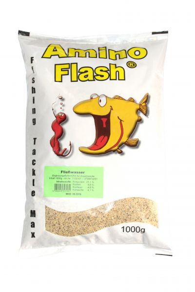 "FTM Amino Flash ""Fließwasser"" Fertigfutter"