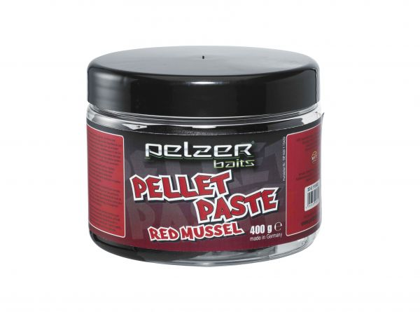 Pelzer Pellet Paste Red Mussel