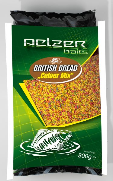 Pelzer British Bread Colour Mix