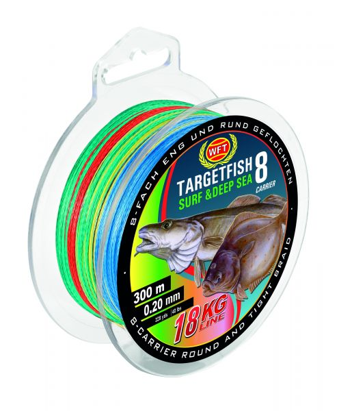 "WFT Targetfish 8 ""Surf & Deep Sea"""