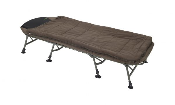 """Pelzer """"Compact"""" Bed Chair with Sleeping Bag"""