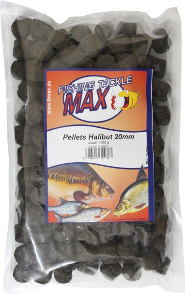 "FTM Amino Flash Futterpellets ""Halibut"" 20mm"